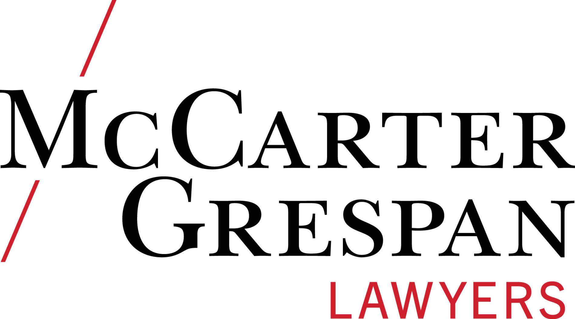 McCarter Grespan